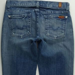 7 For All Mankind Bootcut 26 Women's Jeans C018P